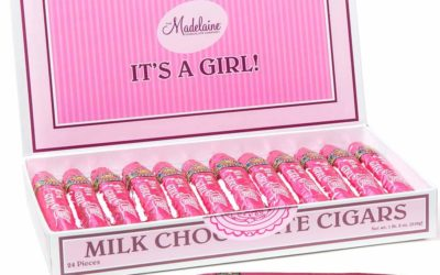 It's a Girl Baby Shower Favors Gift Box
