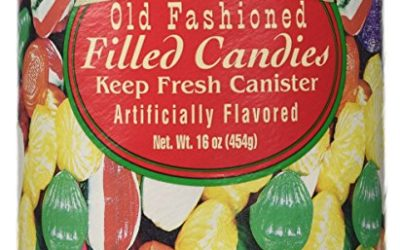 Washburn's Old Fashioned Hard Filled Candy, 16 oz