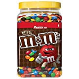 M&M's Milk Chocolate Candies 3lb 14oz Jar