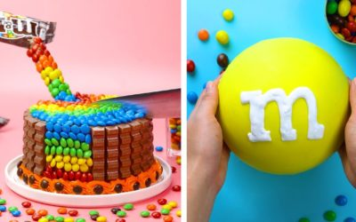 M&M Candy For Chocolate Cake You May Not Know | Easy Cake Recipes To Try At Home | Cake Lovers