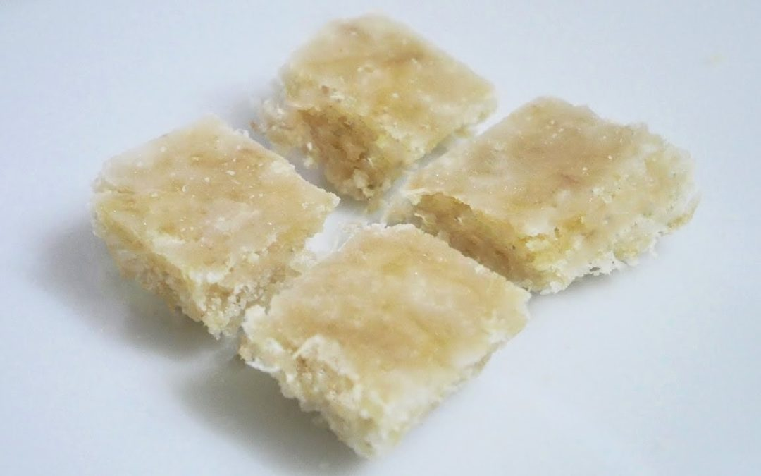 Ginger Candy Recipe   Candied Ginger Recipe   Crystallized Ginger Recipes   Homemade Candy Making