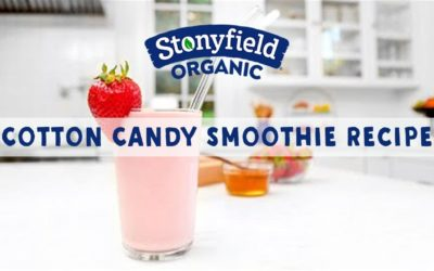 Cotton Candy Smoothie Recipe – Catherine McCord