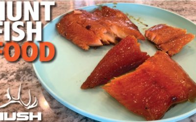 TROUT CANDY RECIPE