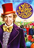 Willy Wonka & the Chocolate Factory (Dual-Layer Format) 40 Years of Everlasting Fund