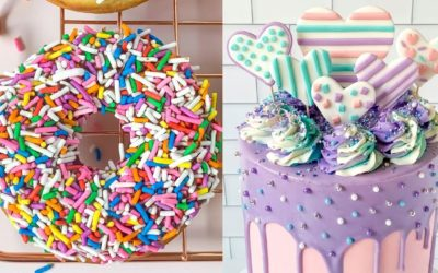 Indulgent Cake Recipes With Candy You'll Love | So Yummy Cake Tutorials | Homemade Pastry Cake