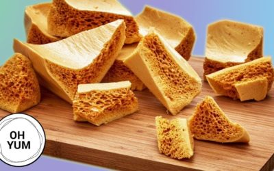Professional Baker's Best Honeycomb Recipe!