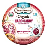 TORIE & HOWARD CANDY TIN PMGRNT & NECTRN 2OZ