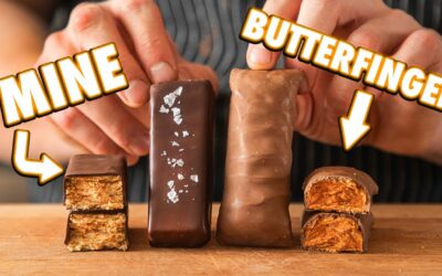 Making Butterfingers At Home | But Better